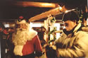 Old Fashioned Christmas , Santa Claus with director